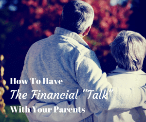 Talking to your parents about a will, trust, and insurance can be difficult, but it's important.