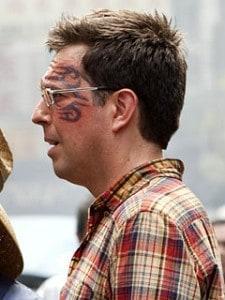 regret tattoo wild party