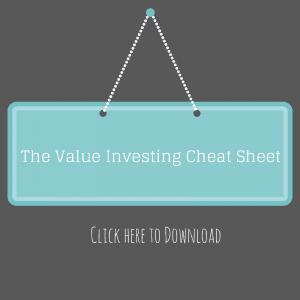 Value Cheat Sheet