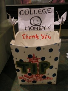 college budgeting tips