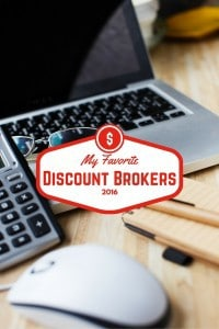 My Favorite Discount Brokers