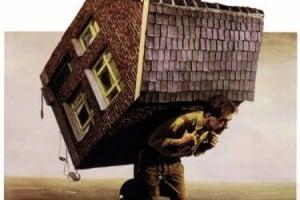 debt house