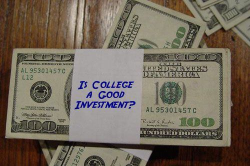 Is College a Good Investment