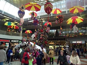 Christmas Shopping Loyalty Program