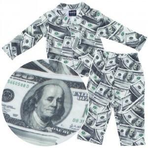 saving money pajamas