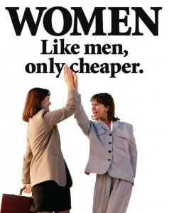 pay gap equality