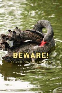 Beware Of Black Swan Events