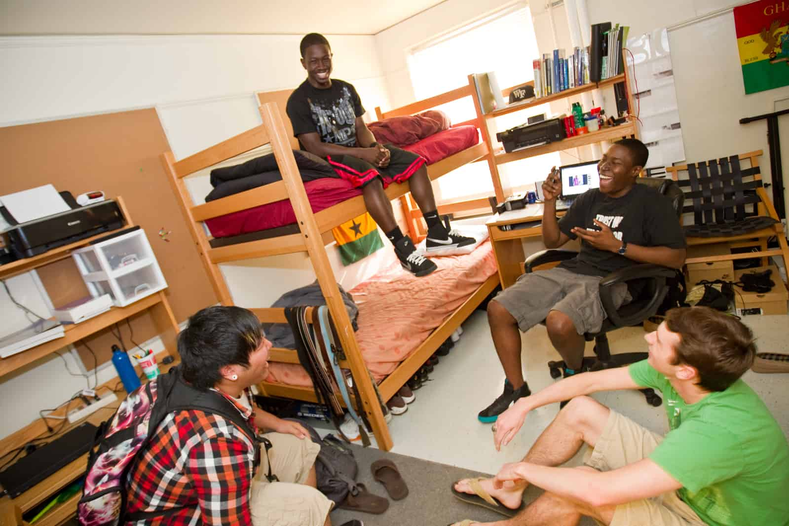 Quotes For College Dorm Rooms