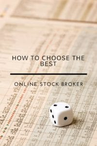 How To Choose The Best Online Stock Broker