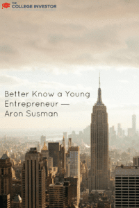 Better Know a Young Entrepreneur — Aron Susman