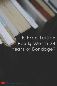 Is Free Tuition Really Worth 24 Years of Bondage?