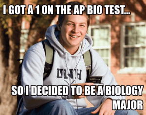 delusional college student