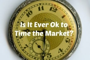 time the market