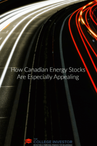 How Canadian Energy Stocks Are Especially Appealing