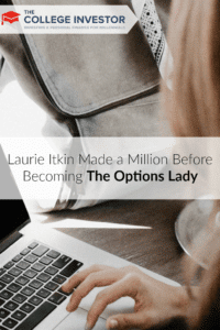 Laurie Itkin Made a Million Before Becoming The Options Lady