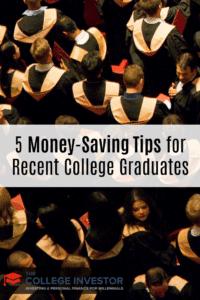 5 Money-Saving Tips for Recent College Graduates