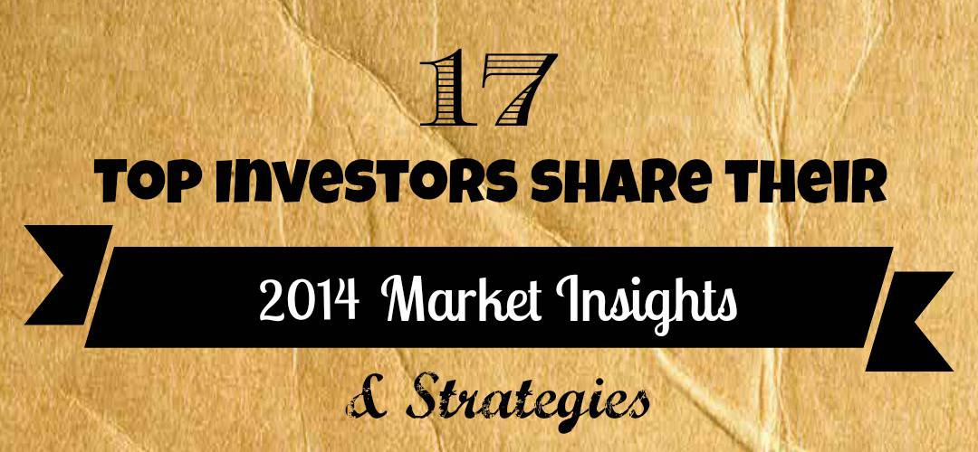 17 top investors market insights