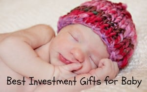 investment gifts for baby