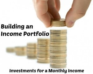 Investments for a Monthly Income