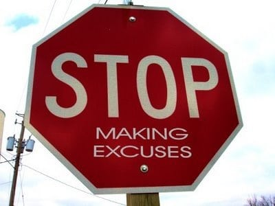 excuses investing