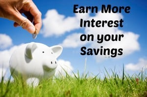 earn interest savings