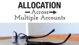 Proper Asset Allocation