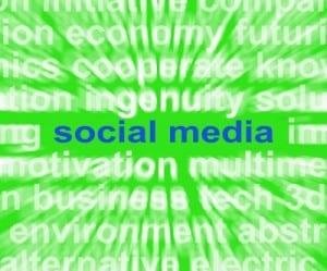 social media sell off