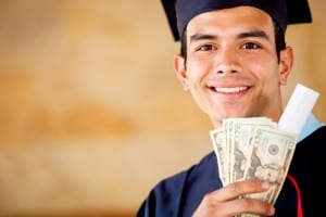 why scholarships won't hurt your overall financial aid picture