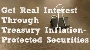 Treasury inflation-protected securities