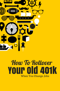 Rollover Your 401k