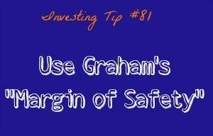 grahams margin of safety