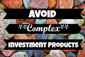 complex investment products