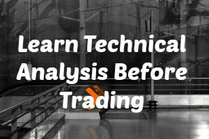 learn technical analysis before trading