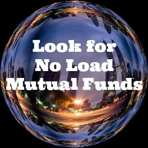 no load mutual funds