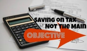 save on tax