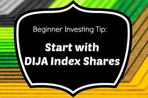 DIJA Index Shares