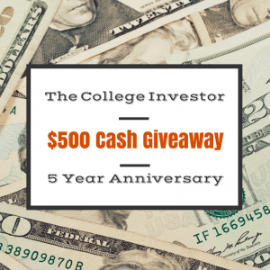 The College Investor Cash Giveaway