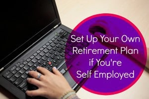 self employed retirement plan