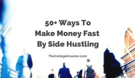 Make Money Side Hustling