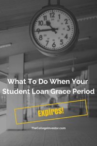 Student Loan Debt Grace Period