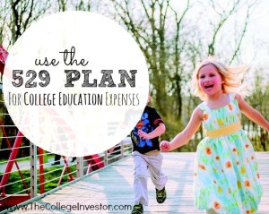 Save for your kid's college education in a 529 plan