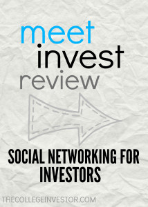 MeetInvest: A Social Network for Investors