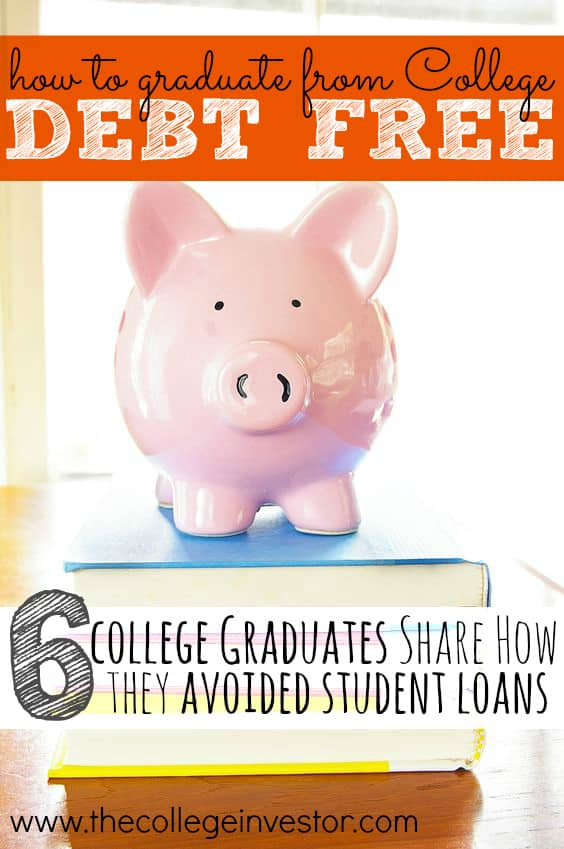 Do you want to graduate college debt free? Six recent graduates share how to do it! These are such inspiring stories and proof that anyone go to college without taking on student loans!