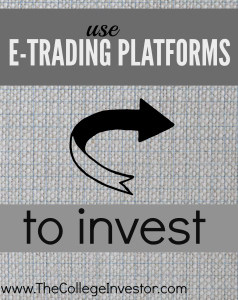 E-trading is a quick and easy way to invest. Find out more!
