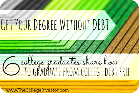 Do you want to graduate from college debt free?