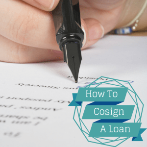 Cosign A Student Loan