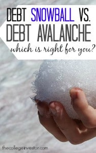 Having a plan can help you realize that debt is not forever, and that it is possible to be debt free.  So what's the best debt payoff method for you?