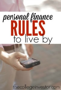 Looking for some tried and true ways to manage your finances. These personal finance rules are simple but effective and will have a profound impact on your finances.
