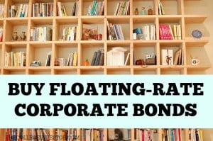 buy floating rate corporate bonds