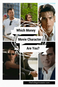 Money Movie Characters